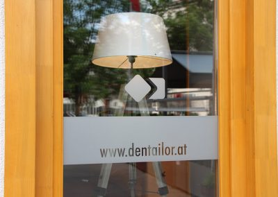 Dentailor - Fenster